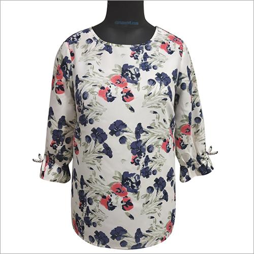 Ladies Printed Tunic