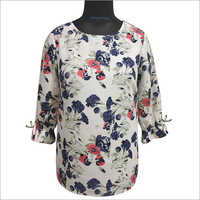 Ladies Printed Tunic