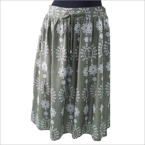 Ladies Fancy Short Skirt