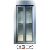 MRL Lift with MS Full Vision and Auto Door
