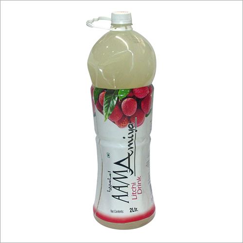 Aamamiya Litchi Drink 2 Ltr