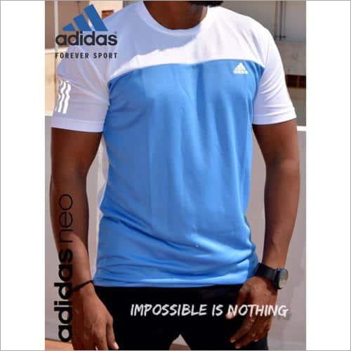 Half Sleeve Dri Fit Sports T Shirts