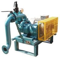 Vane Type Dry Air Compressor
