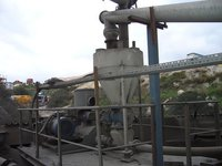 Pneumatic Conveying System - Air Lift Type