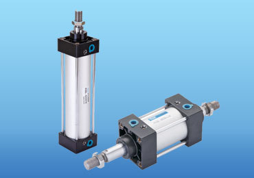 SPAC Standard Tie Rod Profile AIr- Pneumatic Cylinder