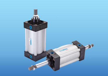 SPAC Standard Micky Mouse Profile Air-Pneumatic Cylinder
