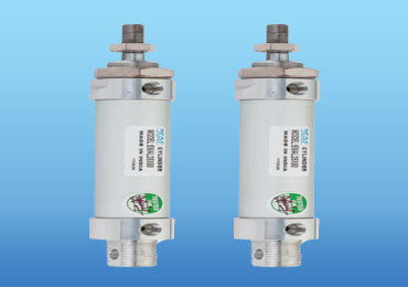 SPAC Standard Round Body Profile Air-Pneumatic Cylinder