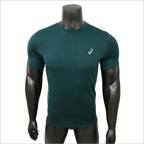 Round Neck Mens Sports T Shirts