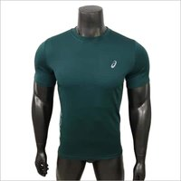 Round Neck Mens Sports T Shirts