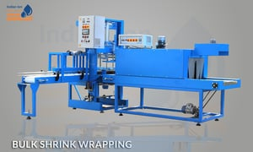 Bulk Shrink Wrapping Machine