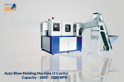 Auto Blow Molding Machine