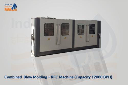 Combined Blow Moulding Machine