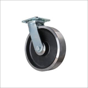 Brake Forged Steel Caster