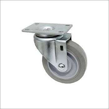 Soft Rubber Caster Wheels