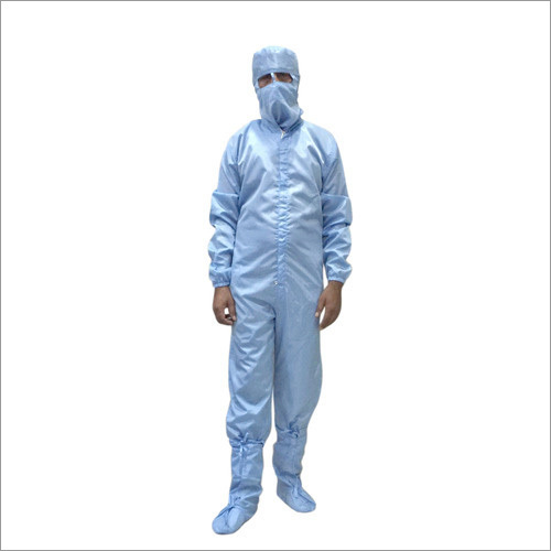 Clean Room Anti Static Coverall