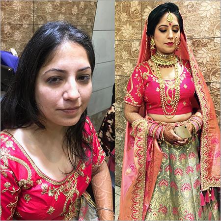Bridal Makeup artist Services