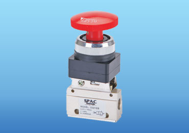 2 position - 3 ports (1-8 inch) Mechanical Valve