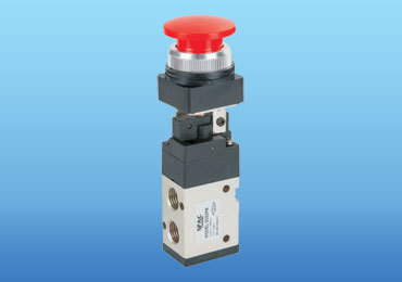 2 position - 3 ports (1-4 inch) Mechanical Valve