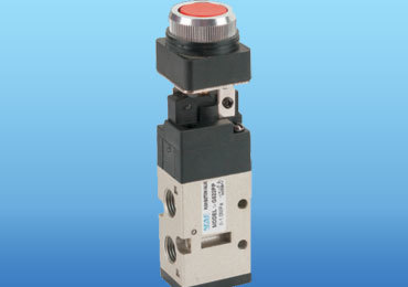 2 position - 5 ports (1-4 inch) Mechanical Valve