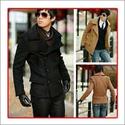 Mens Woolen Coat