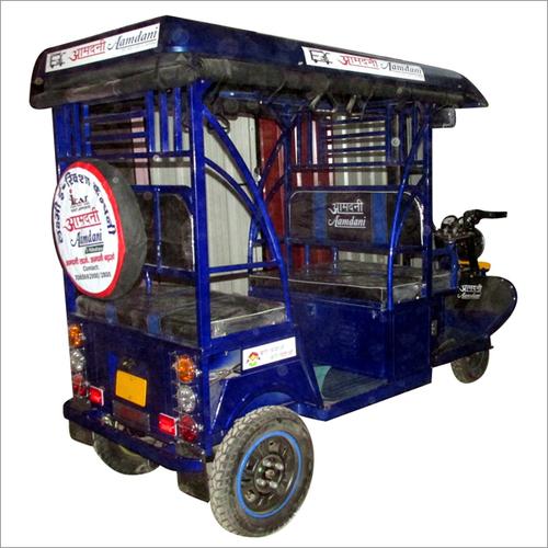 Electronic Rickshaw