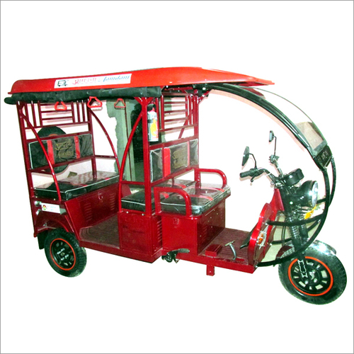 Echargeable Battery Rickshaw