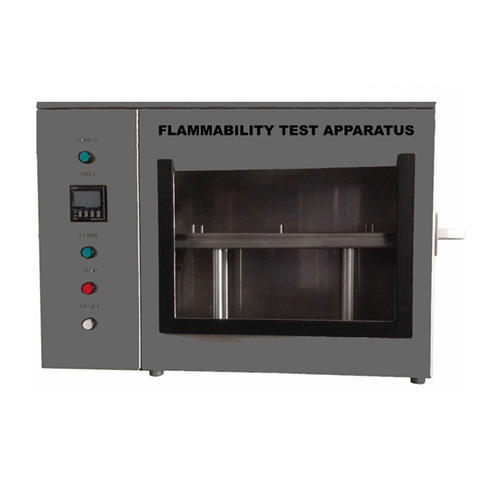 FLAMMABILITY TEST APPARATUS