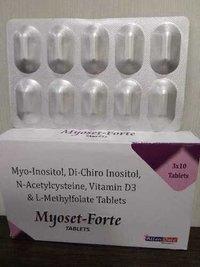 MYOSET - FORTE