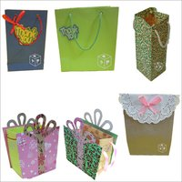 Designer Paper Carry Bags