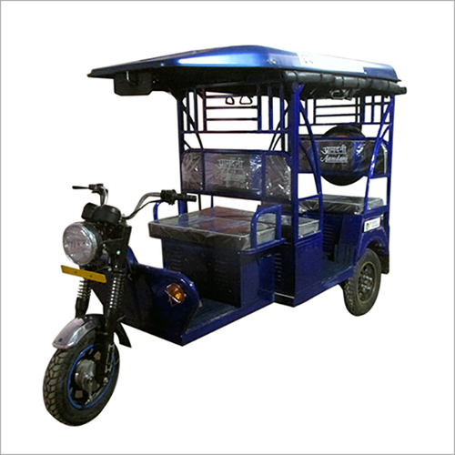 Rechargeable Rickshaw