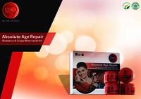Age Repair Bluberry & Grape Wine Facial Kit