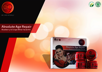 Age Repair Bluberry & Grape Wine Facial Kit