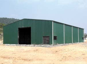 Steel Building Systems