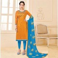 Latest Banarasi Silk Party wear Suit