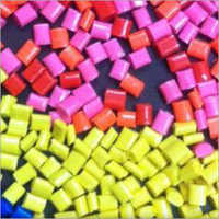 Coloured ABS Granules