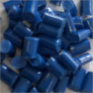 HDPE Blue Granules