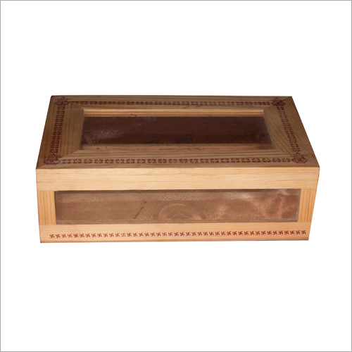 Pine Wooden Gift Box