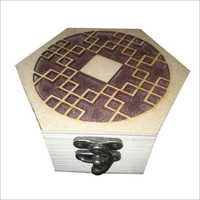 Six Corner Wooden Gift Box