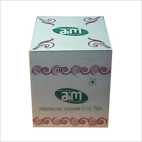 Wooden Tea Gift Box (125gm)