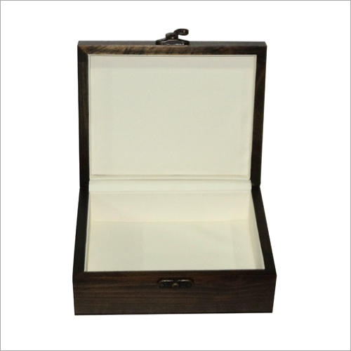 Wooden Wallet Gift Box