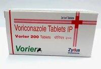 Vorier Voriconazole 200mg Tablet
