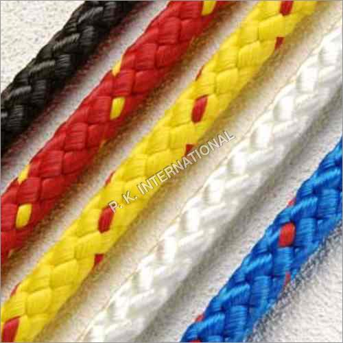 coloured Braided Cord