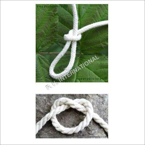 Braided Cotton Cord