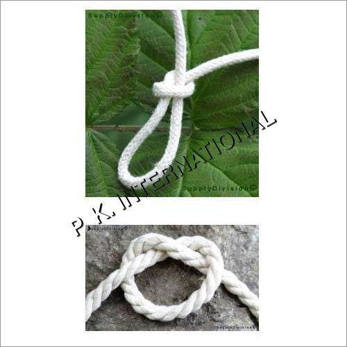 Braided Cotton Cord