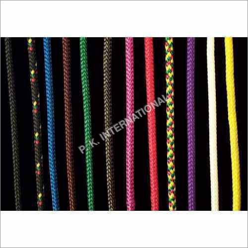 Multi Colored Braided Cord