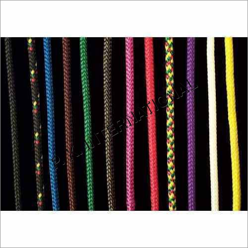 Multi Colored Braided Cord