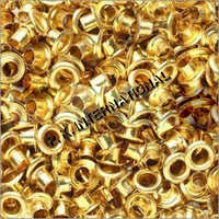 Brass Golden Eyelets