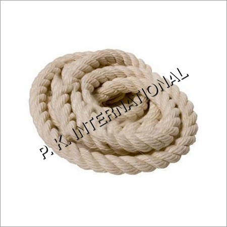 thick Cotton Ropes