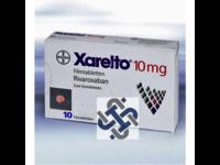 Xarelto Rivaroxaban 10mg Tablet