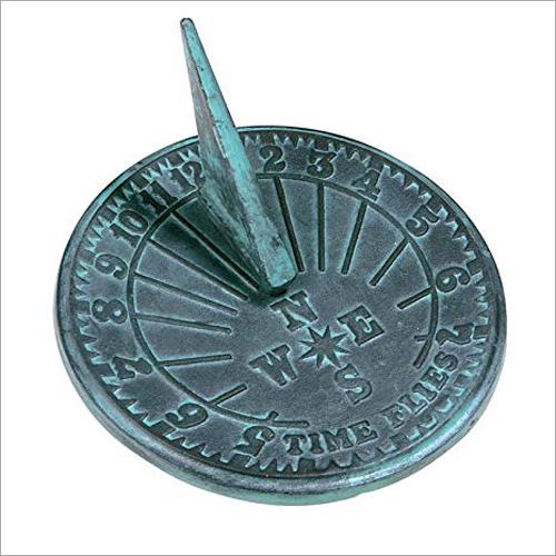 Metal Sundial